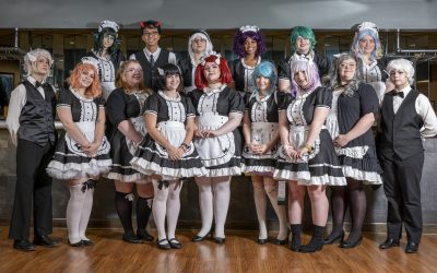 Maid Cafe is ALMOST SOLD OUT!